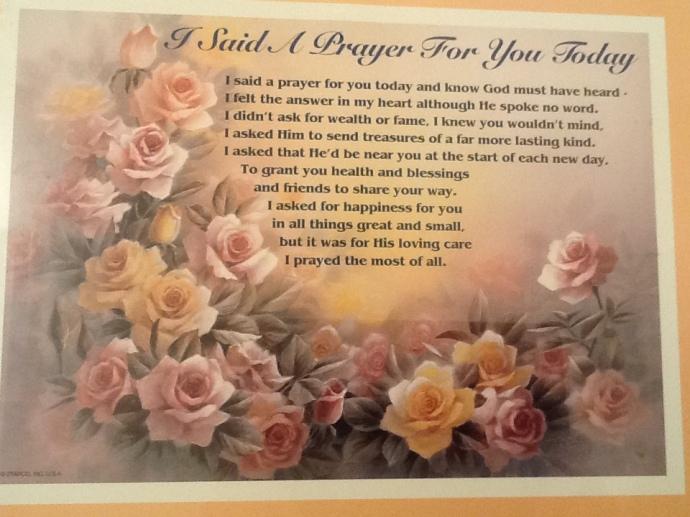 bathroom prayer