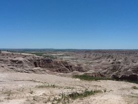 The Badlands. Wow, Lord. Thanks for this one.