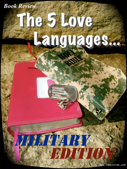 5 Love Languages Military Edition